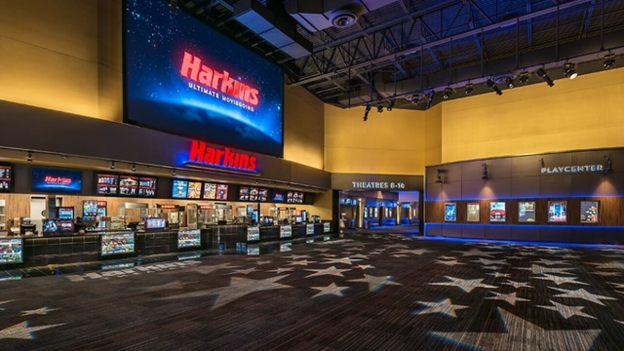 $5 movies for Harkins' 85th anniversary