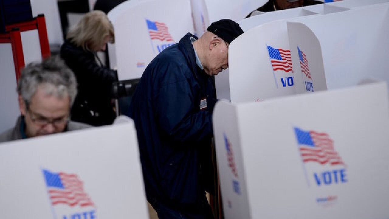 2018 midterm election will go down as the most expensive in US history