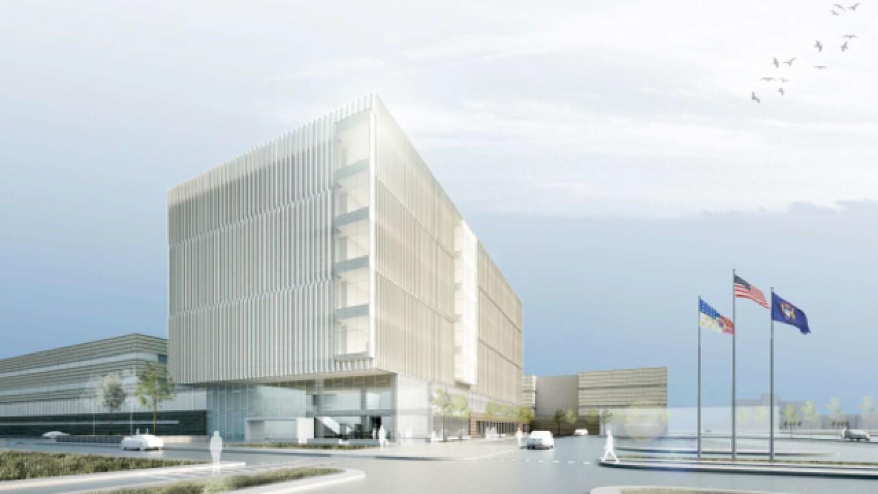 New Wayne Co. criminal justice center announced