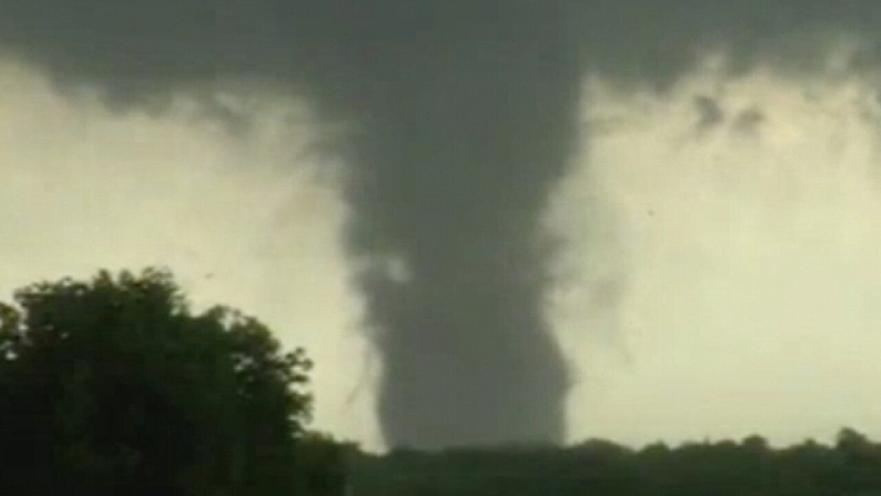 Oklahomans recover from deadly tornadoes
