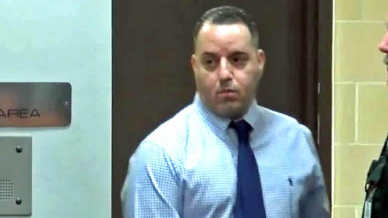 Victor Brancaccio in court March 14, 2019.