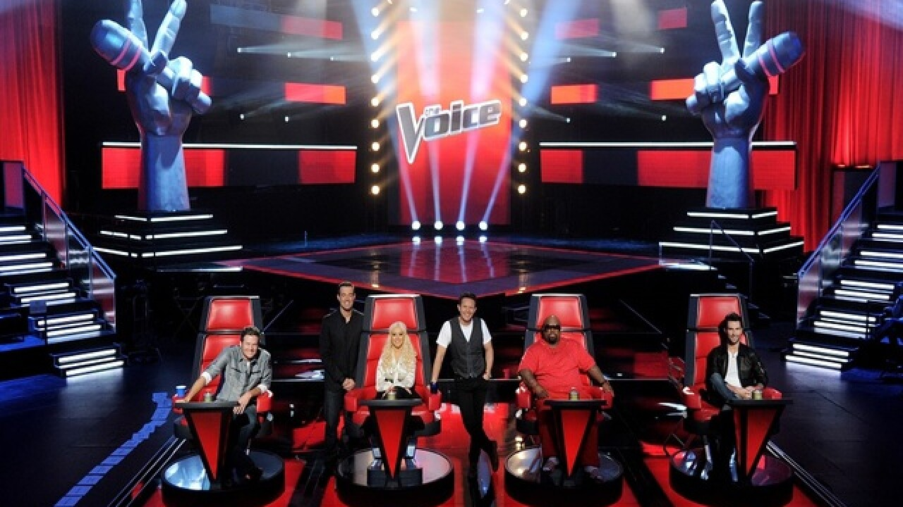 'The Voice' crowns a winner