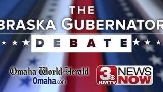 Election 2018: Ricketts, Krist debate