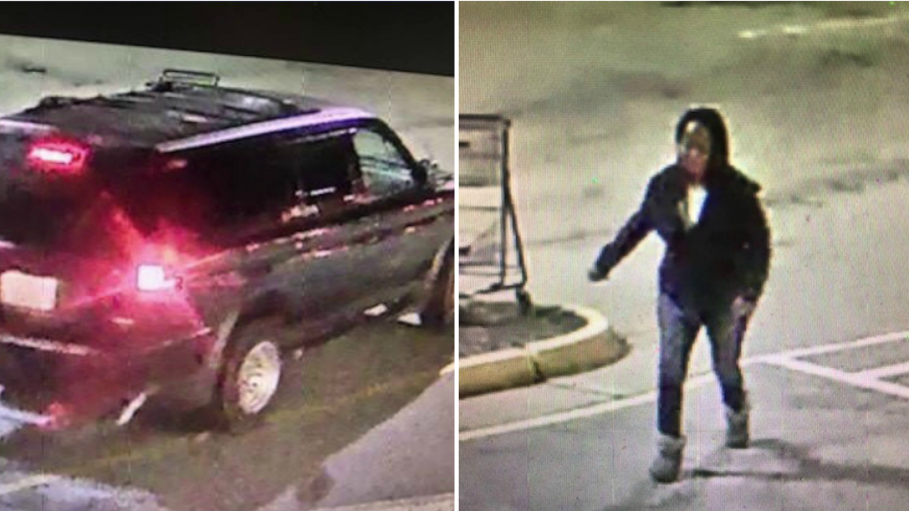 Police ask public's help in identifying driver who hit three-year-old withcar