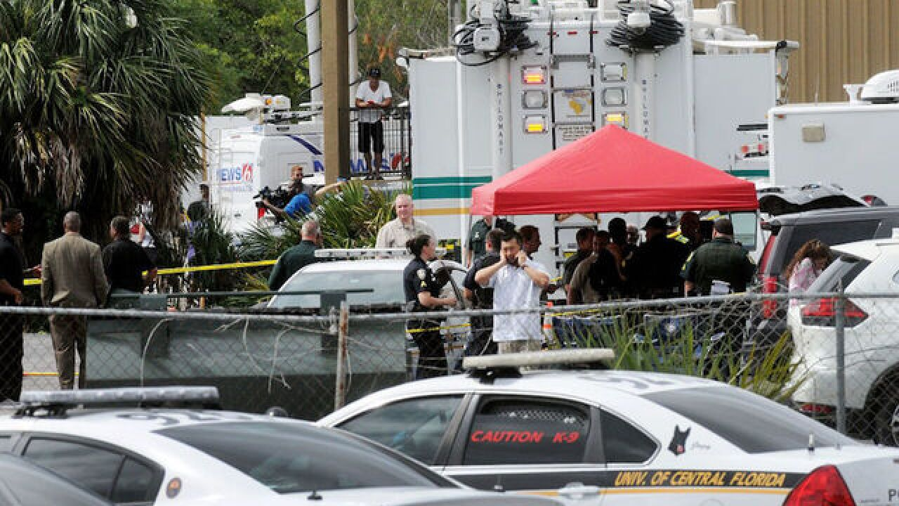 Fatalities reported at Florida workplace