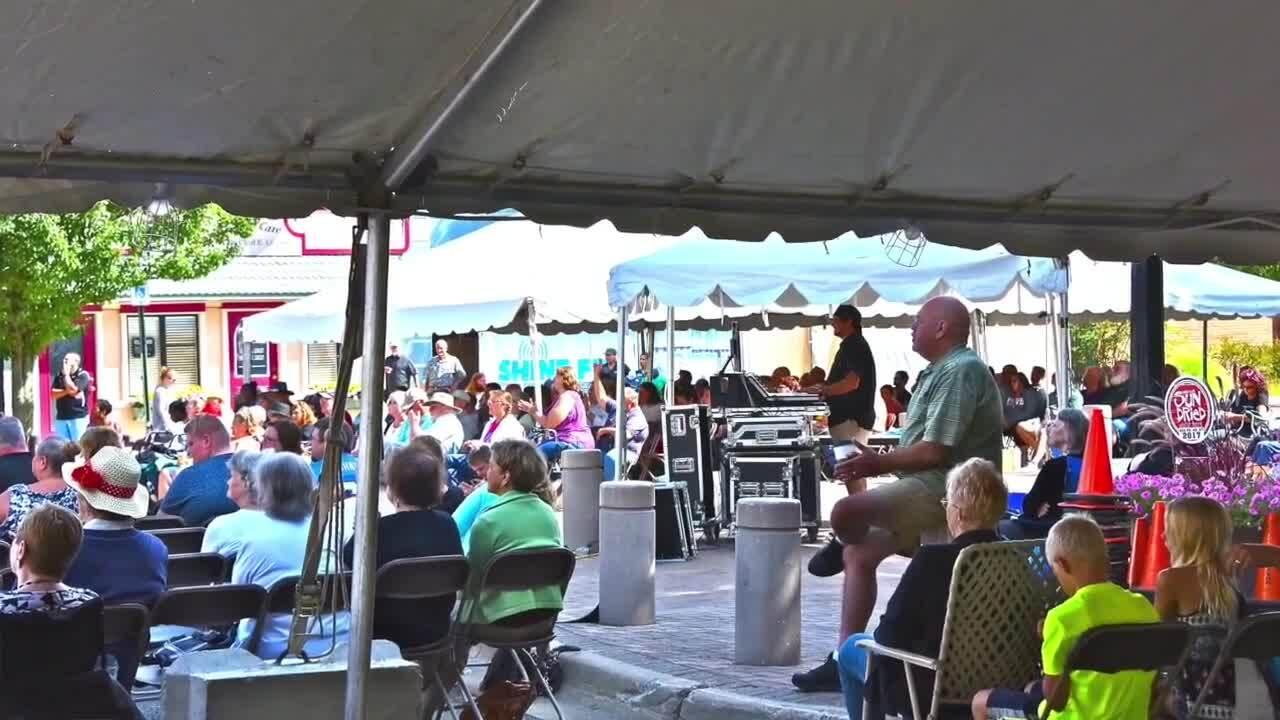 Mason Sun Dried Music Festival