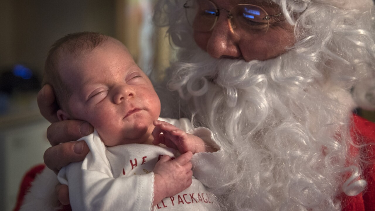 santa helen devos children's hospital nicu