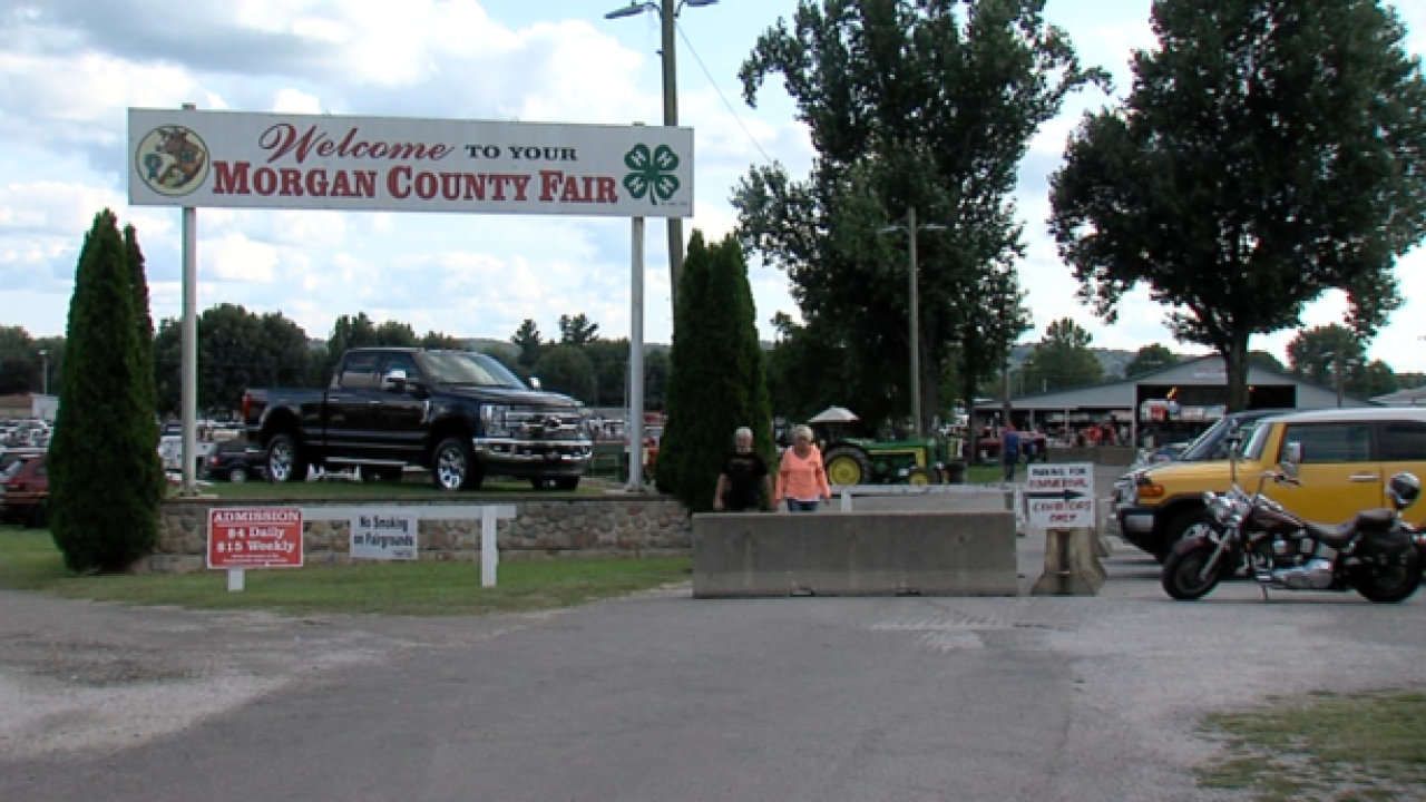 It's fair time in Morgan County