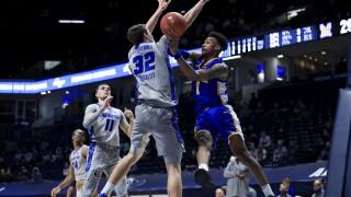 Creighton Xavier Basketball