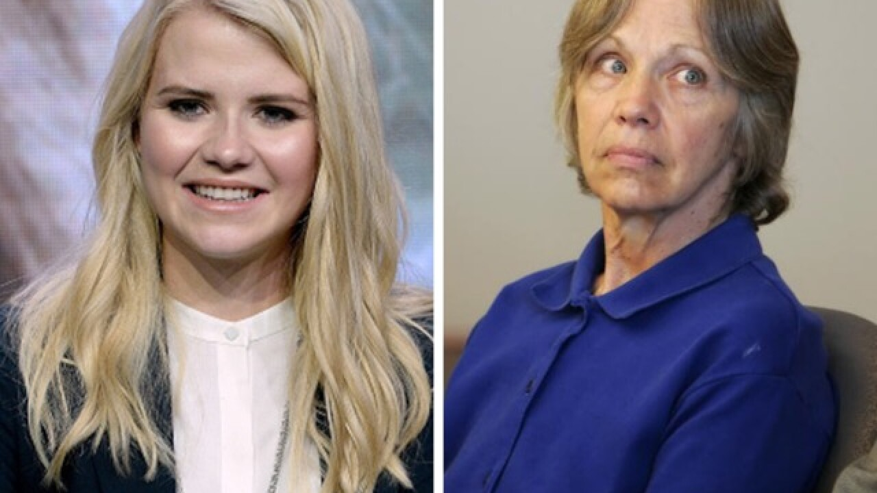 One of Elizabeth Smart's kidnappers has been released from prison