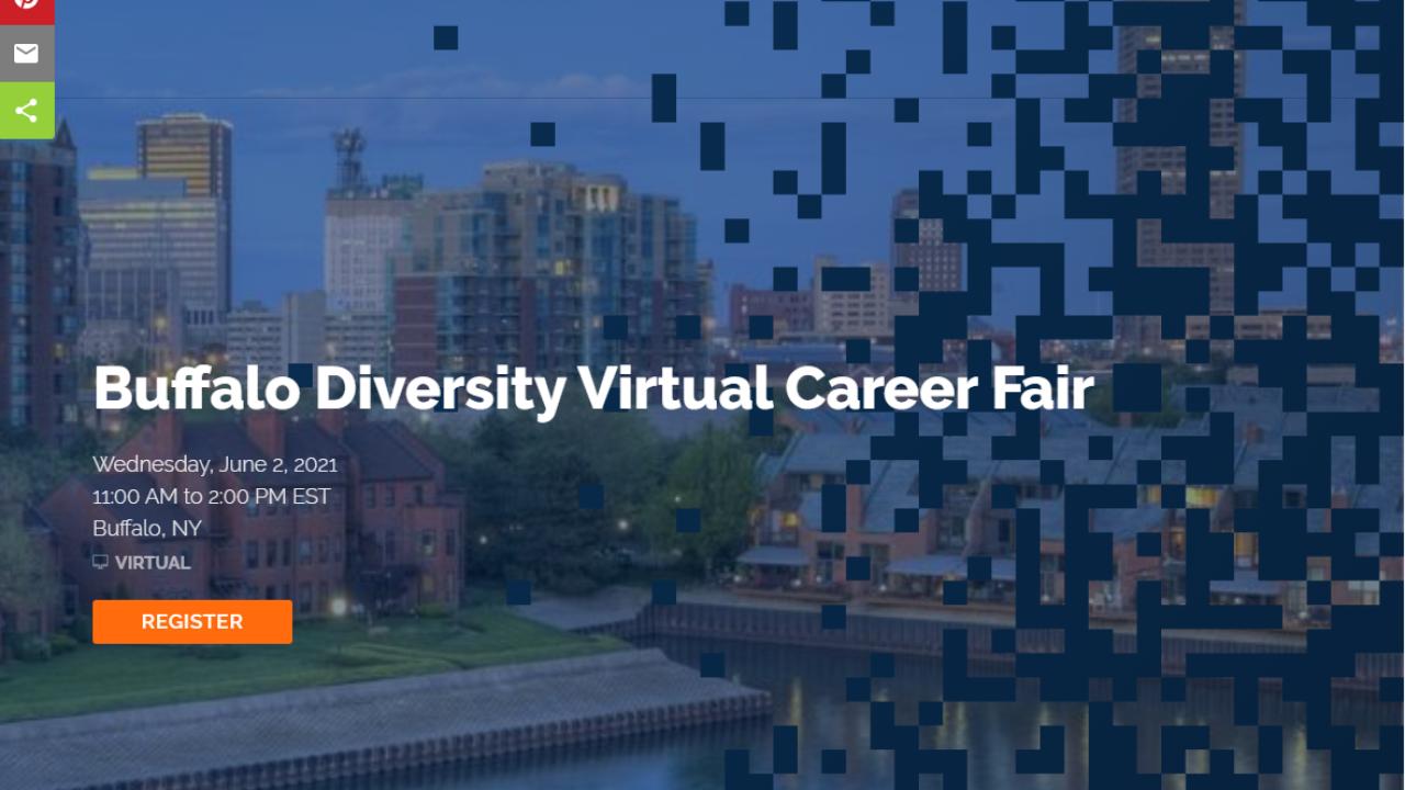 DiversityX hosting virtual diversity career fair