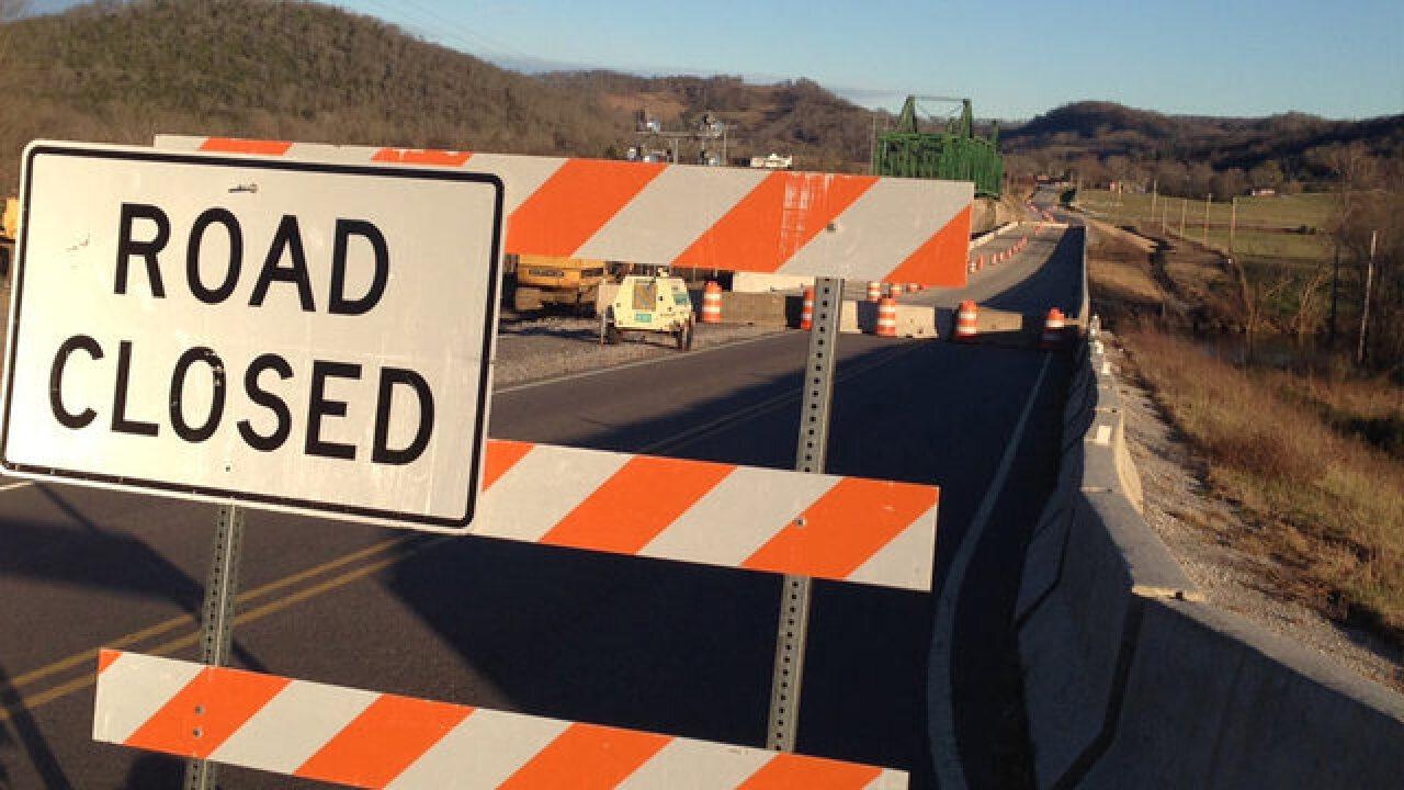 Structural Damage Closes Smith Co. Bridg