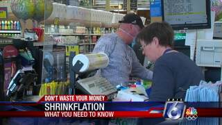 """DWYM: Why you should be concerned about """"shrinkflation."""""""
