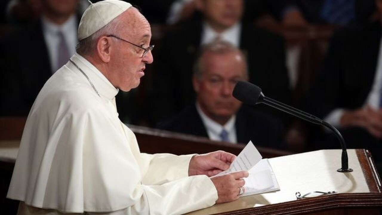 Kern County hears pope's message to help the...