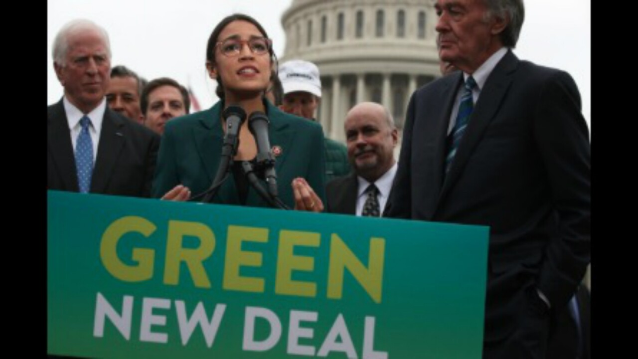 Minor league baseball team apologizes after showing video calling Ocasio-Cortez 'enemy of freedom'