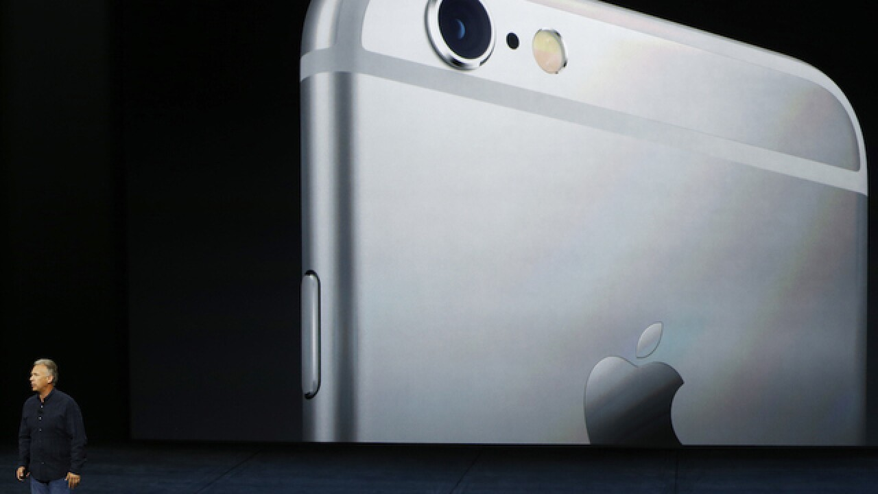Here are Wednesday's big announcements by Apple