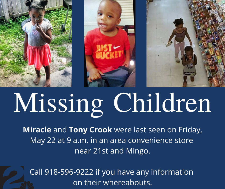 Missing children - Miracle and Tony Crook.png