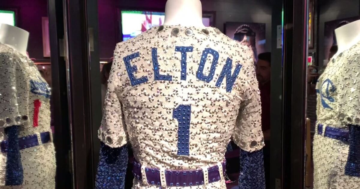 Elton John back to Vegas? Here's how it could happen