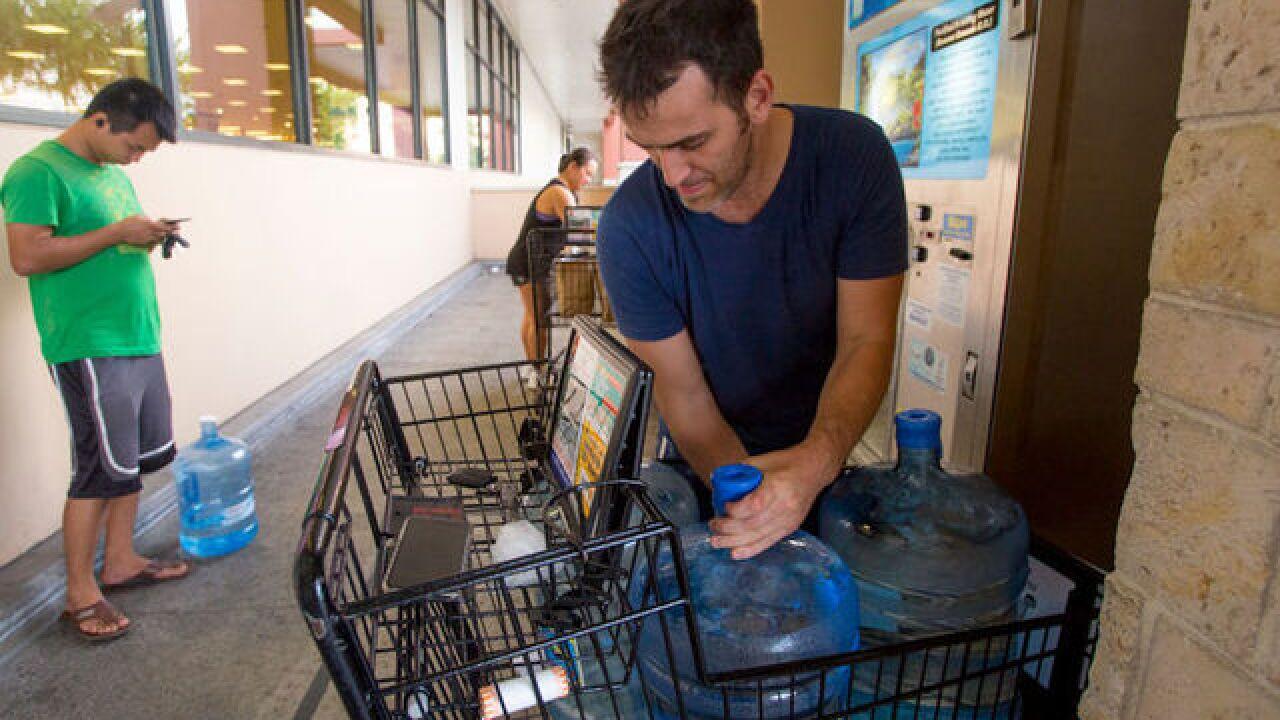 Hawaiian authorities warn of need for supplies