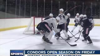 Condors preparing for 2018 season opener