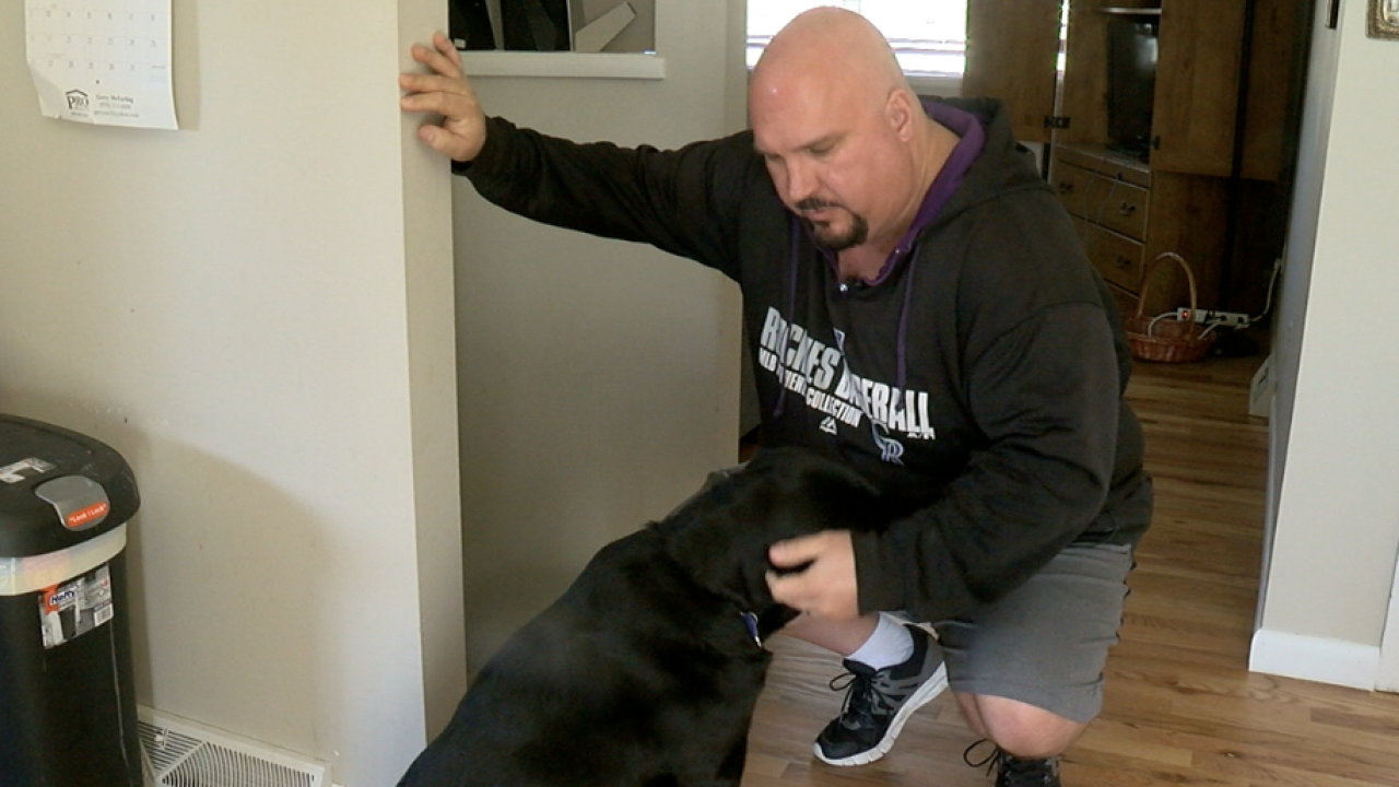 Blind man denied Uber ride over service dog, despite it being against company rules