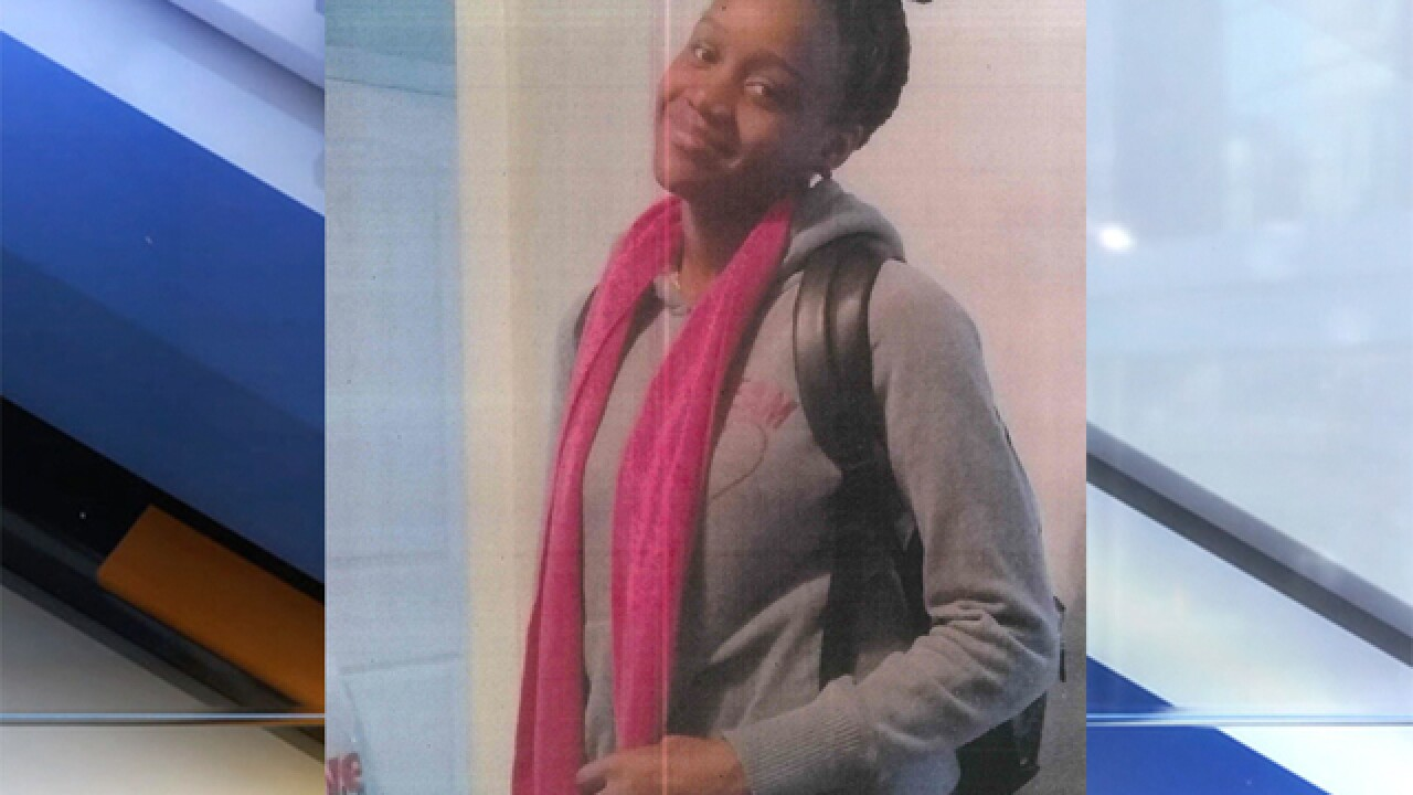 MISSING: Cleveland police searching for 13-year-old girl