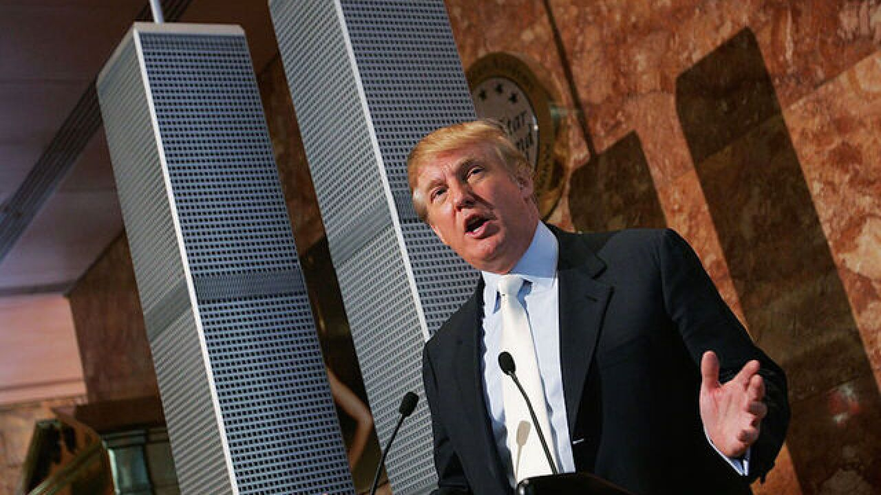 Following 9/11, Trump wanted twin towers rebuilt