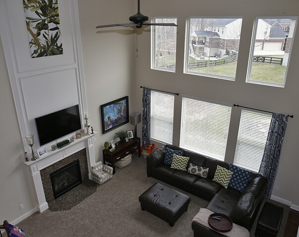 Home Tour: WCPO's morning meteorologist Jennifer Ketchmark designed her home around family