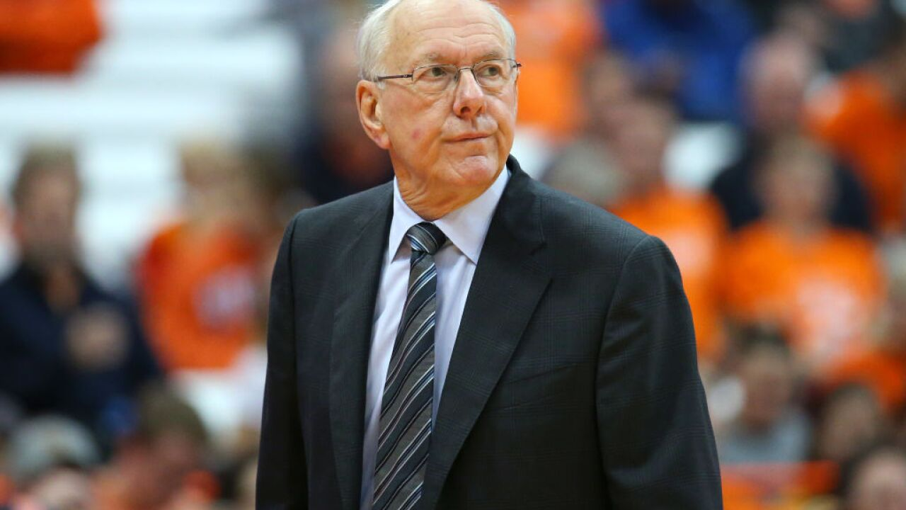 Syracuse coach Jim Boeheim struck and killed pedestrian Wednesday night