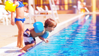 The sobering reason parents should never take a book to the pool or beach