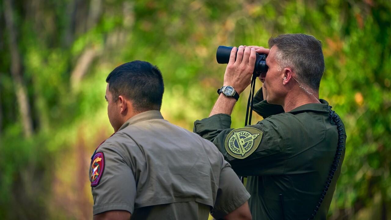Texas border trip by Nebraska State Patrol