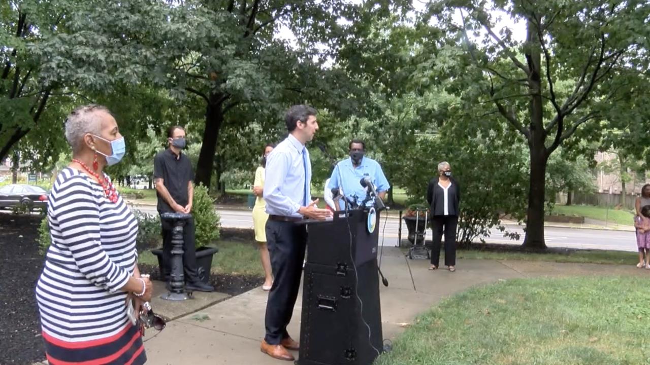 city council members propose racism public health crisis