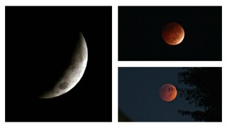Share your photos: The lunar eclipse
