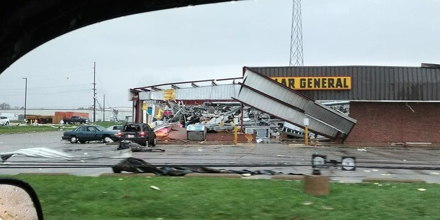 PHOTOS: Storm damage across Ohio