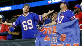 Bills Mafia ranks among fan bases who complain the most in the NFL, according to nationwide poll