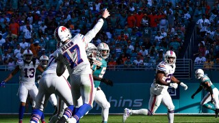 Joe B: 7 observations from Buffalo Bills - Miami Dolphins (12/2/18)
