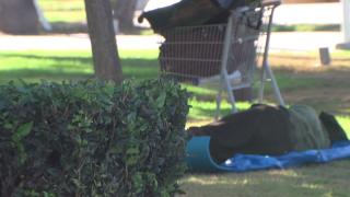 PB residents want answers to homeless problem