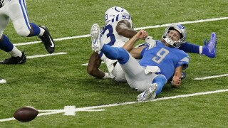 Lions took step backward in listless loss to Colts