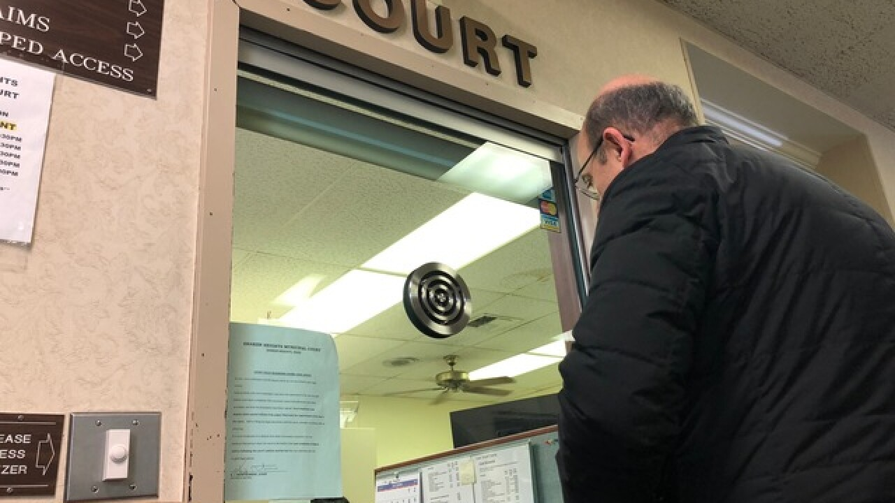 Residents of The Vue send $170K in rent to court