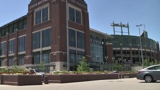 Lambeau Field Atrium closed for weekend