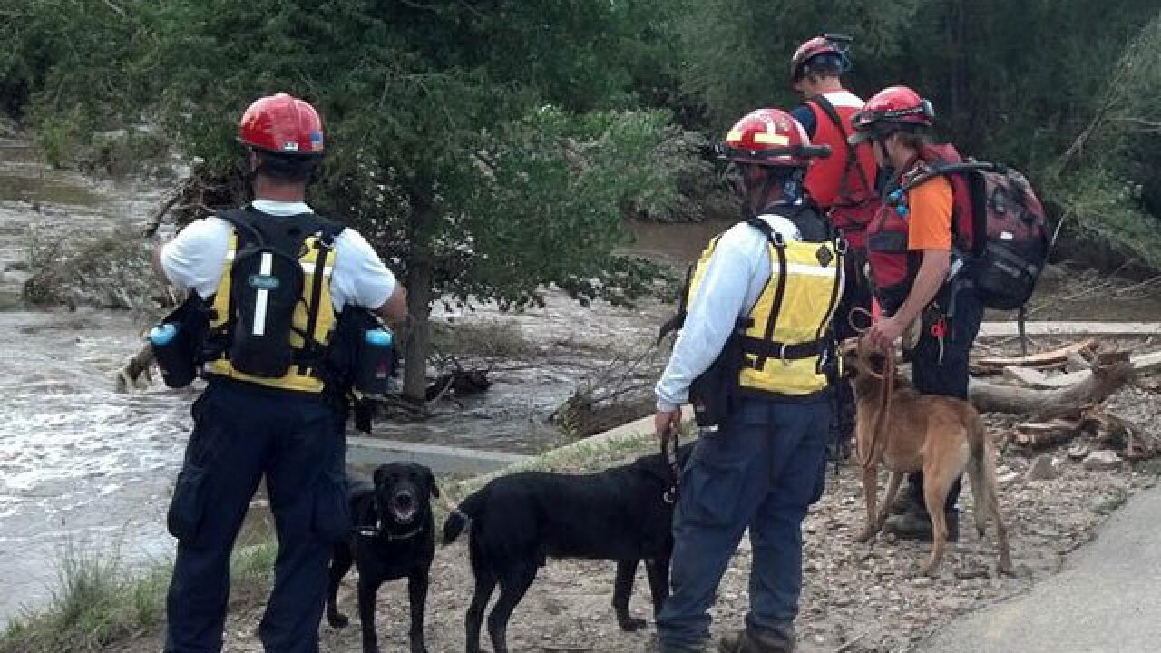 Search and rescue fund helps pay for volunteers