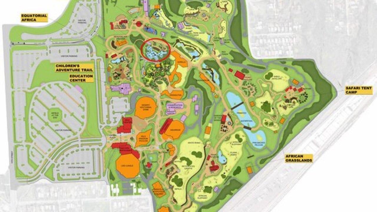 Omaha Zoo to open Owen Coastal Shores in 2020