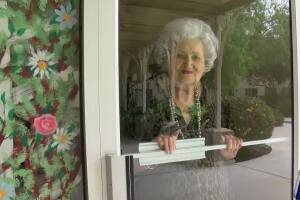Assisted living residents adjust life to COVID-19 threat