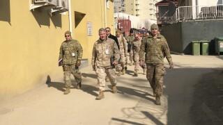 Top commander sees increased Iran threat inAfghanistan