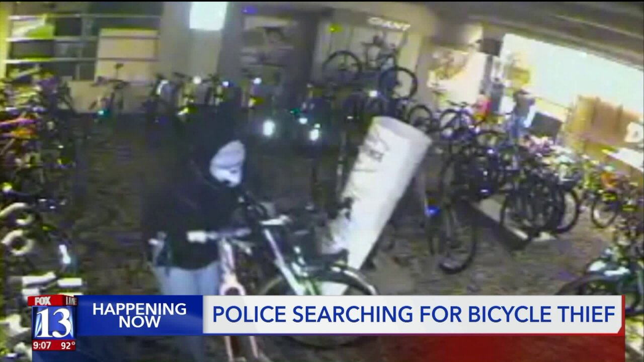 Police ask public to be on lookout for stolen $2,000 bikes being soldonline
