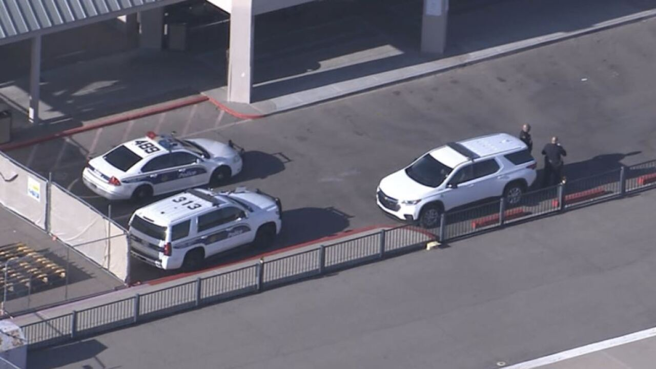 FD: Child critical after being shot near 24th Street and McDowell Road