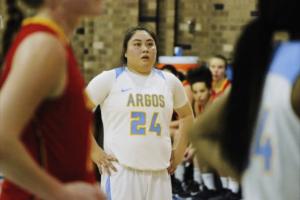 Darah Huertas-Vining gets assist from UGF teammates