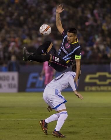 PHOTOS: Las Vegas Lights' inaugural match