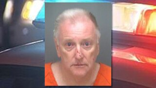 Dunedin man arrested after threatening to shoot wife, killing family dog on 4th of July