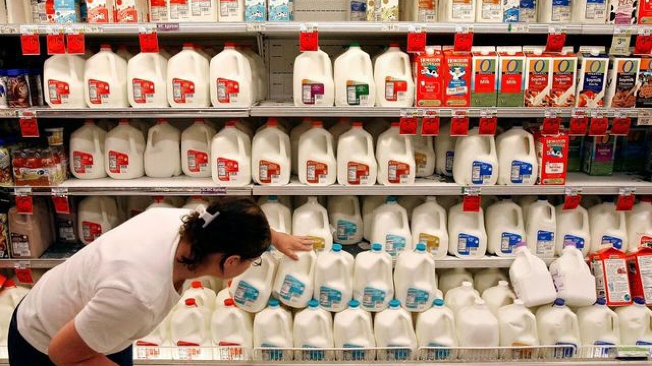 PETA: Cow's milk a symbol of white supremacy